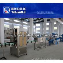 Full Automatic PVC Labeling Machine / Shrink Labeling Machine