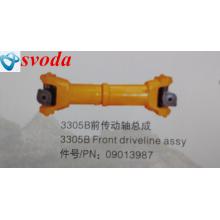 Terex mining truck 3305B drive shaft 09013987