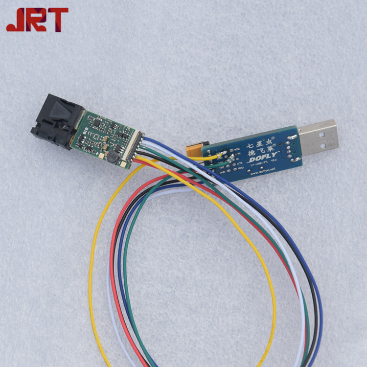 5m Optical Distance Measurement Sensor Precise Monitor 1mm