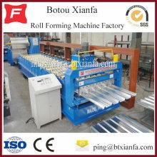 Aluminium Feuilles IBR Rouleau Formant La Machine