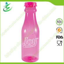 Bouteille d'eau Tritan gratuite de 600 ml, bouteille d'eau de soda (DB-F1)