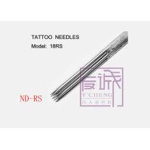 Agujas esterilizadas del tatuaje del Pre-hecho, en la barra / agujas redondas del sombreado