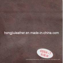 Brown High Grade Sofa Material Semi PU Leather