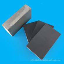Folha ondulada do telhado do PVC do material do PVC