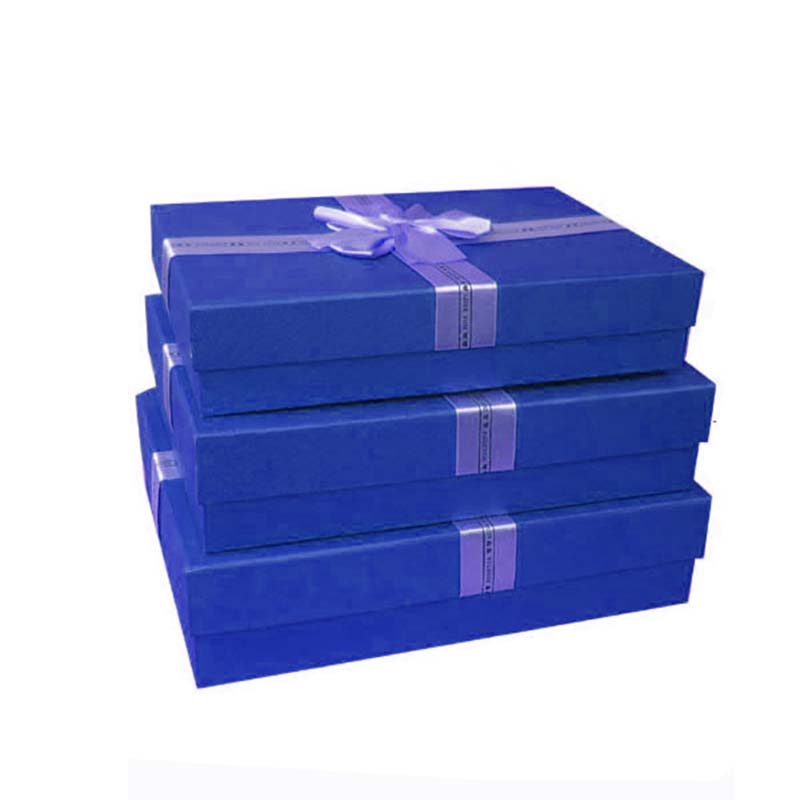 The Clothes Color Packaging Gift Box