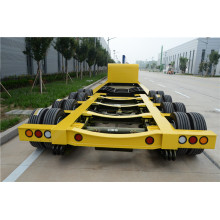 Chinese 3 Axle Low Bed Semi Trailer Price