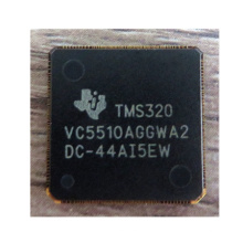 DSP Fixed-Point 32bit 200MHz 400MIPS Automotive 240-Pin BGA MICROSTAR Tray RoHS TMS320VC5510AGGWA2