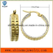 Shineme joyas de moda de acero inoxidable joyas de la joyería del cuerpo (ERS6969)