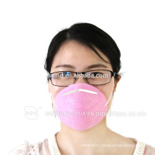 Cone full face gas mask for safety