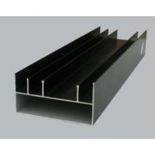 Extrusión de perfil de puerta de aluminio extruido de aluminio