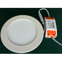 Lámpara LED 7W LED Bombilla LED Panel Light