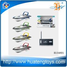 2014 самая новая дешевая электрическая игрушка шлюпки RC 4pcs миниая для сбывания H134801