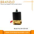 High Quality Brass Body 2W Solenoid Valve