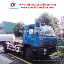 DongFeng 12cbm Müllcontainer LKW zum Verkauf