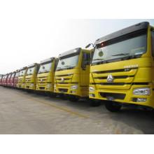 Caminhão de descarregador de HOWO 290HP Euroii 6X4 (ZZ3257M3247W)
