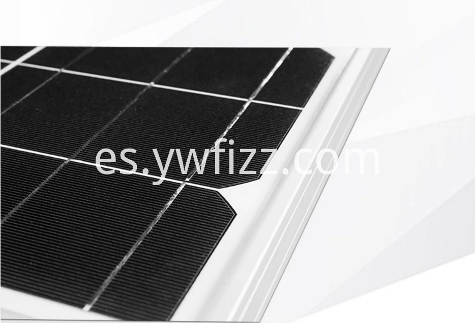 Customizable Monocrystalline Silicon Panels