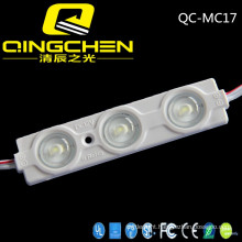Hot 3 Chips 5630 Injection LED Module with High Brightness Waterproof