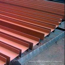 H Beam für Stahlbauwerkstatt
