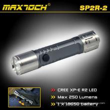 Maxtoch SP2R-2 función de luz de las antorchas Led