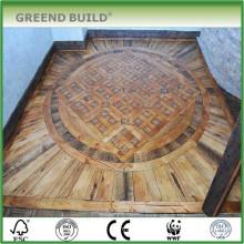 Intersting mosaic medallion floor patterns