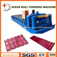 Dx Cheap Metal Roofing Roll Forming Machine