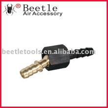 revolving connector w / hose barb,connector