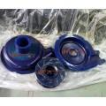 polyurethane impellr for slurry pump