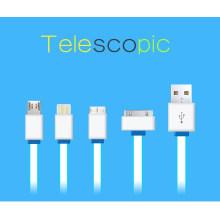 4 in 1 für USB-Kabel