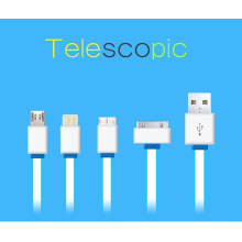 4 en 1 pour câble USB