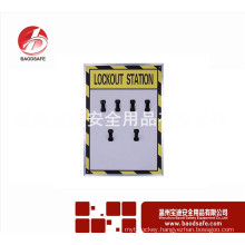 4 Lock lockout station only