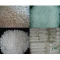Virgen / HDPE reciclado / LDPE / LLDPE Gránulos / Materia prima plástica / Gránulos de plástico