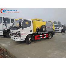 HOT Sale DFAC Euro6 5cbm Restaurant Garbage Truck
