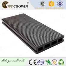Wpc decking floor outdoor wood plastic flooring