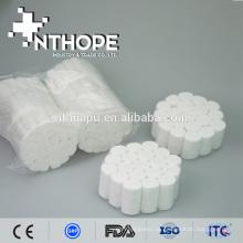medizinische saugfähige Zahnwatterolle für Zahnarzt