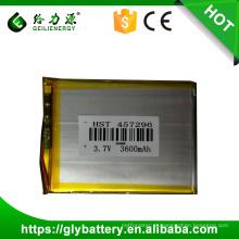 Li-polymer Battery 457296 3.7V 3600mAh Yocan Unique Design Online Ups Lithium Polymer Battery