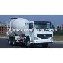 Camión hormigonera SINOTRUK HOWO 6X4 10 metros cúbicos