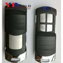 China fabricação de fábrica de alta qualidade de precisão personalizado molde plástico de injeção para carro automóvel shell chave de controle remoto