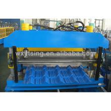 YTSING-YD-0503 passou CE e ISO Authentication Vitrificada Máquina de Telha de Telhado Manual