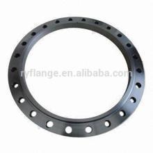 large size astm a105 carbon steel flange