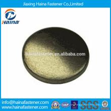 Proveedor Chino Mejor Precio DIN470 Acero al carbono / acero inoxidable Anillos de sellado Zinc plateado / HDG