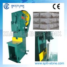 Máquina de divisão de pedra de parede de pedra decorativa de acabamento de cogumelo