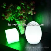 Luz de mesa cambiante multicolor