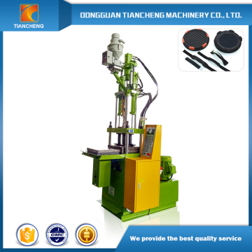 Single Sliding Plate Vertical Injection Moulding Machinery