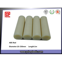 100% Virgin ABS Rod with Factory Price for Engraving