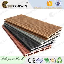 Gute Qualität Produktionslinie hohle wpc Deck Bodenplatte