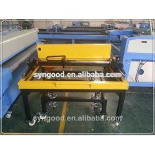 Machine de gravure et de découpe au laser Syngood SG6090-spéciale pour la pierre tombale avec gravure d'ange