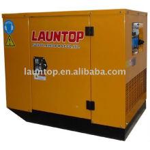 Бесшумный бензиновый генератор мощностью 10 кВт
