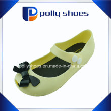 2016 Sandale lavable en PVC lavable pour enfants
