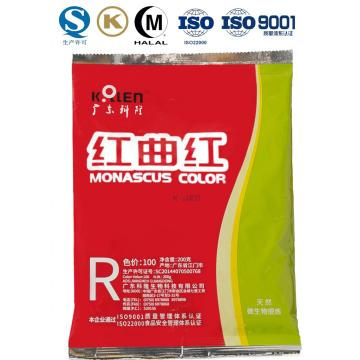 Monascus Red in Food Grade