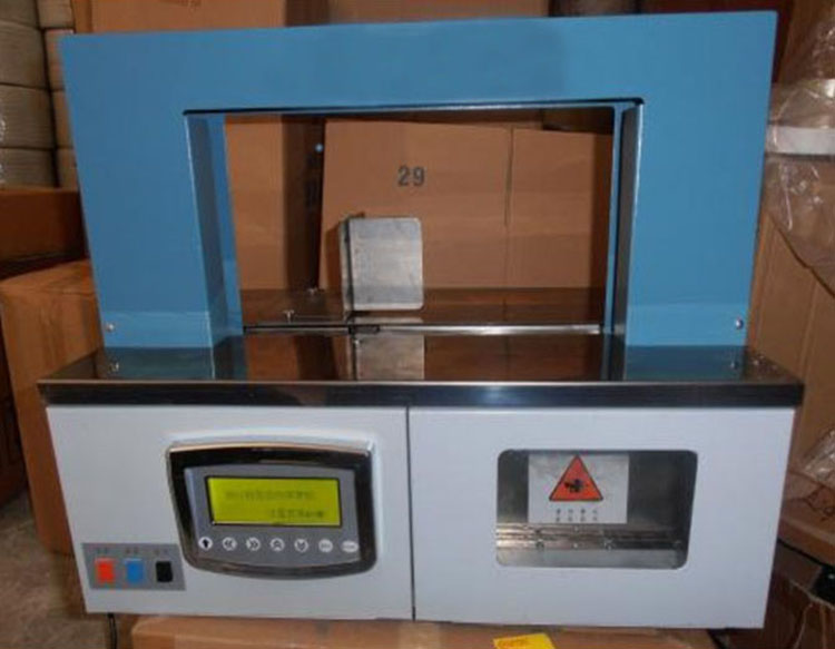 Opp Tape Banding Machine